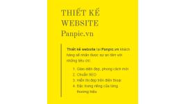 Công ty TNHH Công nghệ Panpic
