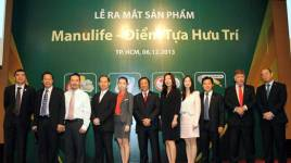 Công ty Bảo Hiểm Nhân Thọ Manulife Tower