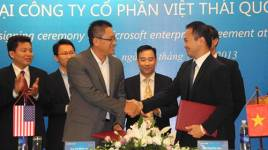 Cổ phần Việt Thái Quốc Tế