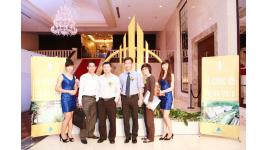 Công ty Cổ phần Dịch vụ và Xây dựng Địa ốc Đất Xanh
