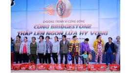 Công ty TNHH Kinh Doanh Lốp Xe Bridgestone Việt Nam