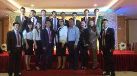 Công ty Cổ phần Dịch vụ Bất động sản Phúc Hưng Sài Gòn