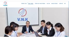 Công ty CP Xây lắp và Bảo dưỡng Cơ điện VNK