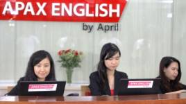 Công ty Cổ phần Anh ngữ Apax