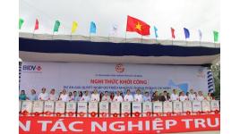Công ty Cồ phần Đầu tư Xây dựng Trung Nam