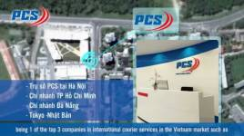 Công ty Cổ phần Thương Mại và Dịch vụ Chuyển phát nhanh PCS
