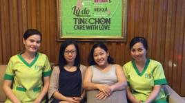 Công ty Cổ phần Care With Love