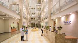 Công Ty Cổ Phần Bệnh Viện Đa Khoa Quốc Tế Vinmec