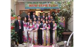 Công ty Cổ phần Du lịch Quốc tế Ngôi Sao Mới