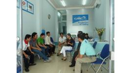 Công ty TNHH Dịch vụ & Sản xuất CMC