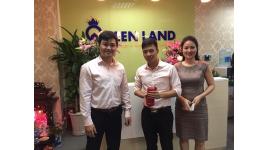 Công ty Cổ phần Thương mại và Dịch vụ Bất Động Sản Queen Land