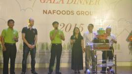 Công Ty Cổ Phần Nafoods Group