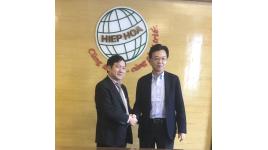 Công ty TNHH Thương mại và Thiết bị Môi trường Hiệp Hòa