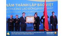 Công ty CP Tập Đoàn Bảo Việt