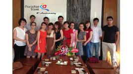 Công ty TNHH Thương Mại & Du Lịch Thiên Thai