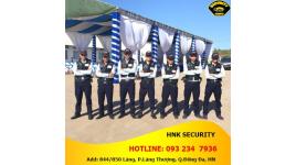 Công ty TNHH Kinh doanh Dịch vụ Bảo vệ Chuyên nghiệp HNK