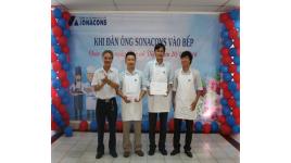 Công ty Cổ phần xây lắp SONACONS