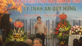 Công ty TNHH An Quý Hưng