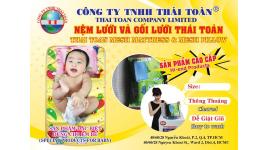 Công Ty TNHH SX TM DV THÁI TOÀN