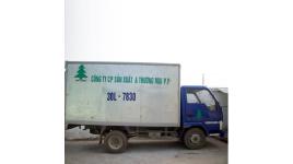 CÔNG TY CP SẢN XUẤT VÀ THƯƠNG MAI P.P