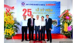 Công ty Cổ phần Công nghiệp & Thương mại LIDOVIT