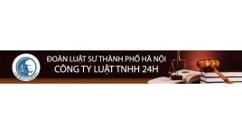 CÔNG TY LUẬT TNHH 24H