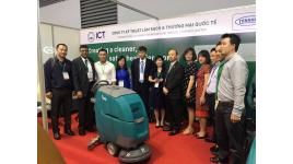 Công ty kỹ thuật làm sạch và thương mại quốc tế