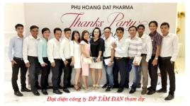 Công ty TNHH DP Tâm Đan