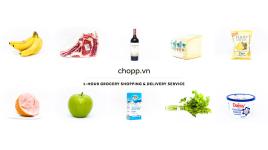 Công ty TNHH MTV Chopp