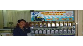 Công ty TNHH Thương Mại Xăng Dầu Minh Hồng
