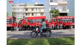 Công ty TNHH TMDV Saigon Express