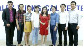 Công ty TNHH Giáo dục & Đào tạo Alex Vương C&L
