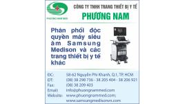 Công ty TNHH trang thiết bị y tế Phương Nam