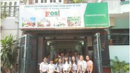 Công ty cổ phần dịch vụ thực phẩm quốc tế – FOSI