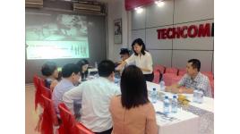 Công ty TNHH Chứng khoán Kỹ Thương - Techcom Securities