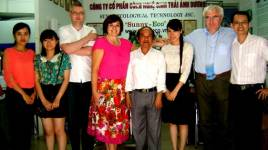 Công Ty Cổ Phần Công Nghệ Sinh Thái Ánh Dương