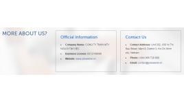 Công Ty TNHH Một Thành Viên Người Tìm Việc (JobSeeker.vn)