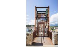 Sanyo Minh Long Elevator