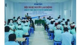 Công ty TNHH Điện tử Foster (Quảng Ngãi)
