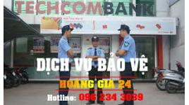 CÔNG TY TNHH DVBV HOÀNG GIA 24