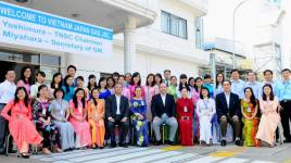 Vietnam Japan Gas JSC (VJG)