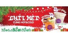 Hot & Cold Trà Sữa & Xiên Que