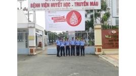 Công ty TNHH dịch vụ bảo vệ Đông Nam Á