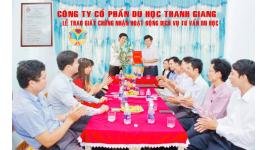 Công ty du học Thanh Giang