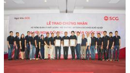 Công ty TNHH Ngói Bê tông SCG Việt Nam