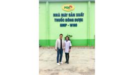 Công ty CP Dược phẩm PQA