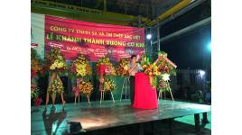 Công Ty TNHH SX Và TM Thép Bắc Việt