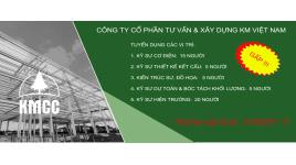 Công ty Cổ phần Tư vấn & Xây dựng KM Việt Nam