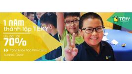 Công ty cổ phần công nghệ trẻ TEKY