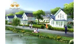 Công ty Cổ phần Đầu tư Bất động sản Lộc Sơn Hà